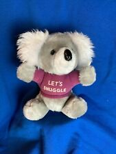 Russ Luv Pets Koala Purple Shirt Let'S Snuggle - Russ