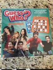 Guess Who 2012 Nickelodeon Edition