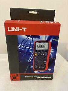 UNI-T UT533 AC/DC Digital Insulation Resistance Megohmmeter Multimeter Tester