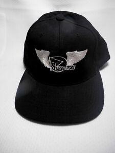 """VINTAGE ~ """"SUNSET POST"""" ~ ADJUSTABLE  SNAPBACK CAP"""