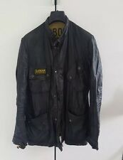 BARBOUR International Da Uomo-Cera Lino Piccolo