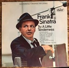 Frank Sinatra~Try A Little Tenderness SPS-3452 1967 Lp VG+