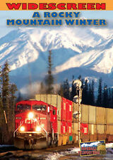 A Rocky Mountain Winter - CP Highball Productions DVD NEW