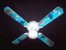 "FINDING NEMO Ceiling Fan w/Light 42"" NEW!! Dory fish"