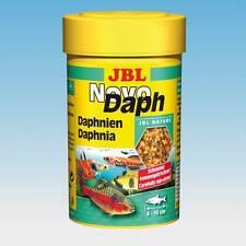 JBL novodaph - 100ML PUCES D'eau séché Guppys Platys scalaires Loup de mer Neons