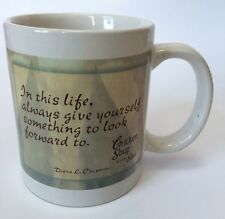 Chicken Soup For The Soul Coffee Mug Cup 2 Inspirational Life Quotes Sayings