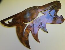 Phoenix Coyotes Metal Wall Art