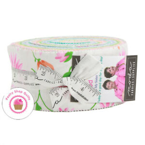 Moda GOOD DAY Me & My Sister JELLY ROLL 40 strips Quilt Fabric