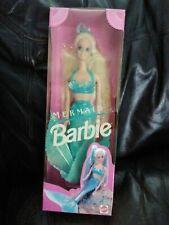 Barbie Mermaid 1991 Doll