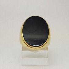 Gioielli di lusso nero in oro giallo 18 carati