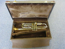Vintage F. E. Olds and Son Special Trumpet Fullerton California