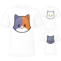 Kids Meowscles TShirt Boys Girls Battle 1 Victory Royale Kitty Cat Gamer Tee Top