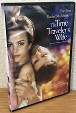 THE TIME TRAVELER'S WIFE (DVD, 2010) Region 1