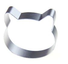 Kitty Cat Cookie Biscuit Cutter Metal Animal Jelly Fondant Pastry Mould