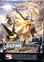 Sun & Moon Ultra Prism Prerelease Kit Box Pokemon TCG Factory Sealed