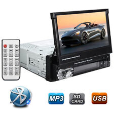 "DC12V 1 Din 7"" Car MP5 Player Touch Screen In Dash Stereo Radio HD BT FM Superb"