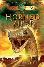 Harvey, Gill, The Horned Viper: No. 2: The Egyptian Chronicles (Egypt Adventures