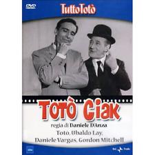 Toto' - Toto' Ciak  [Dvd Nuovo]