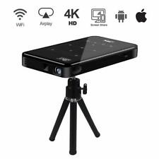 Therm 4K Mini Projector Android OS Smart Portable Wi-Fi Bluetooth Touch Pad (EU)