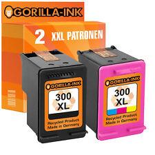 2 para HP 300 XL Deskjet d2560 f2400 f2420 f2480 f2492 f4210 f4280 f4500 f4580