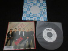 Inxs Kiss The Dirt Japan Promo White Label 7 inch Vinyl Single Michael Hutchence