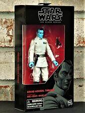 """GRAND ADMIRAL THRAWN Star Wars The Black Series 6"""" Figure The Last Jedi Rebels"""