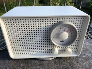 Braun SK 2/2 Röhrenradio - Designklassiker aus dem Jahr 1959