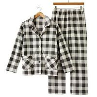 Women's 2 Piece Dearfoams Brand Microfleece Pajamas Sleepwear Set ~ NWT