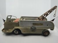 Rare Vintage IDEAL TOW TRUCK Sold as IS
