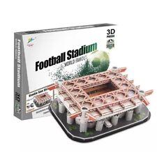 PUZZLE 3D Stadio San Siro (Italia) A.C. Milan F.C. Inter Derby