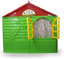 Jamara 460500 Spielhaus Little Home grün robust Kunststoff Kinder  unvollständig