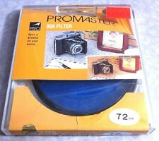 Pro 72mm 80A Blue Lens Filter B&W Color Film Digital 72 mm  80-A 80 A Japan OEM