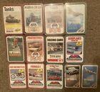 VINTAGE 1970s TOP TRUMPS ACE TRUMPS COMPLETE CARD SETS JOB LOT X13 Sets