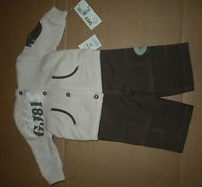 BOYS GUESS JEANS 2 PC. OUTFIT - SIZE 3/6 MONTHS