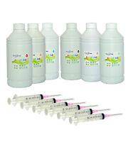 6 Liter Premium quality Refill bulk Ink for Epson 79 1400 1430 CIS 32oz