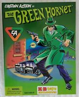 CAPTAIN ACTION AS THE GREEN HORNET 12 INCH ACTION FIGURE KAYBEE TOYS EXCLUSIVE