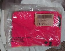 USN USMC USAF US Army Pilot and Aircrew Survival Marker Panel, Orange & Red,NOS