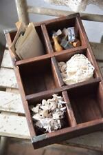 Jeanne d´Arc alte Holzkiste Kiste Shabby Vintage Brocante Nostalgie Landhaus