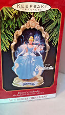 Hallmark Dion sney;s Cinderella Enchanted Memories Collect iMIB