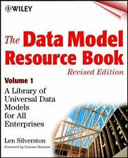 The Data Model Resource Book, Vol. 1: A Library of Universal Data Models for All