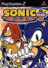 Sonic Mega Collection Plus PS2 New Playstation 2