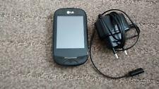 LG T500 Touch schwarz Smartphone Handy gebraucht