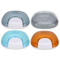 New Dental Retainer Storage Orthodontic Denture Box Mouthguard Case Container