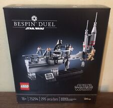 LEGO Star Wars 75294 Bespin Duel Empire Strikes Back 40th Covention Exclusive