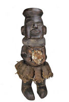 Afrika Kongo Figur Fetisch Nkisi Art Kunst Stammeskunst