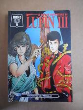 LUPIN III Le Nuove Avventure Speciale  #1 1994 Star Comics  [G715]