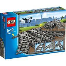 Lego City Weichen, Konstruktionsspielzeug
