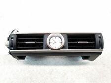 15-18 Lexus Rc 350 Oem Center Clock W/ Air Vent Trim