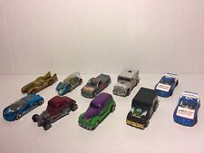 Vintage 1990s Hot Wheels Lot of 10 Cars Loose