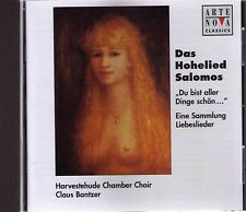 Das Hohelied Salomos| Harvestehude Chamber Choir| CD-Album